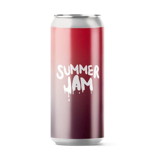 Summer Jam: Triple Berry