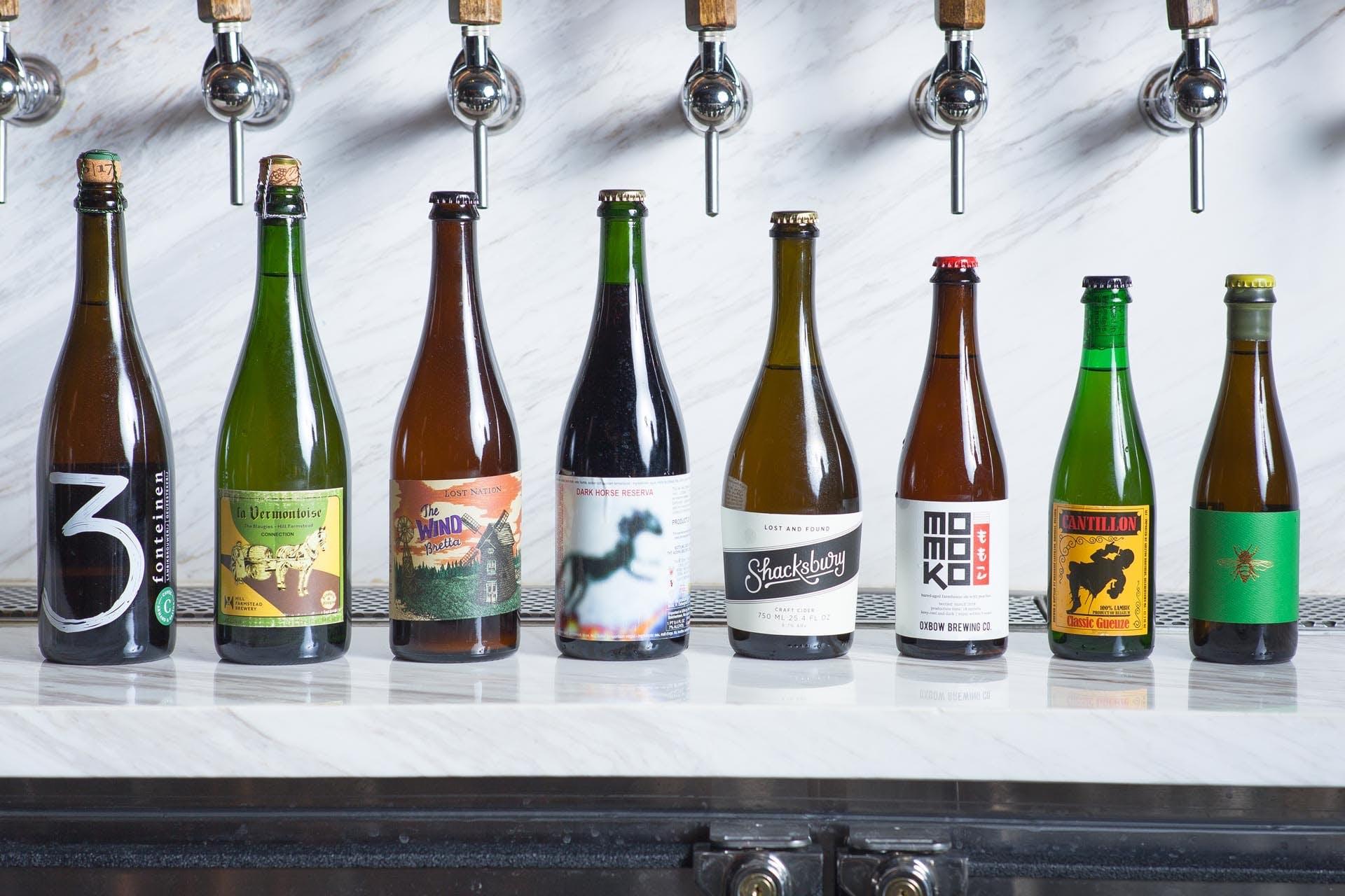 Taps & Bottles
