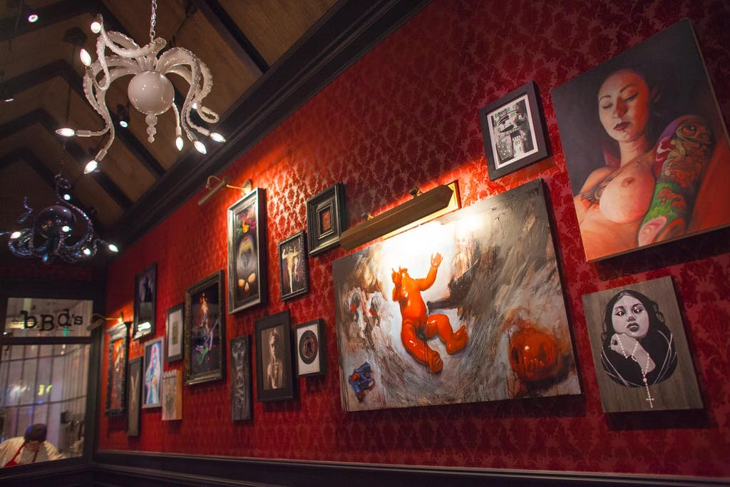 bBd's Art Gallery