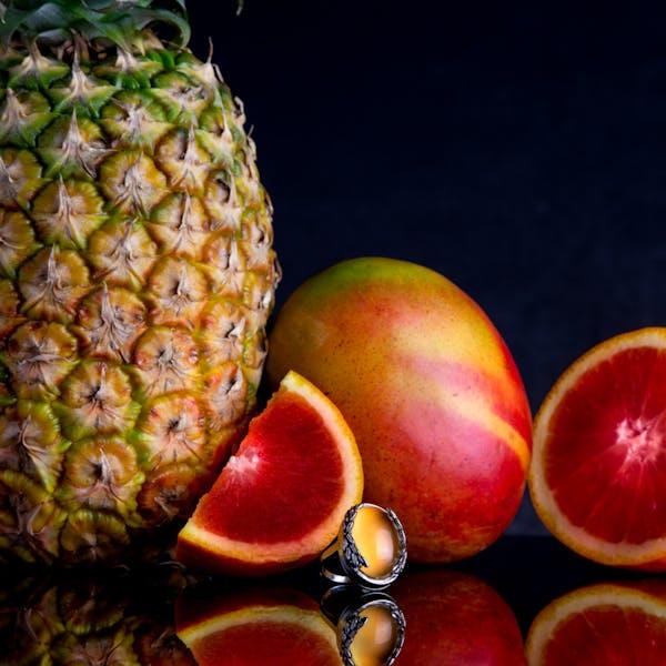 Image or graphic for Mood Ring w/blood orange, pineapple, & mango