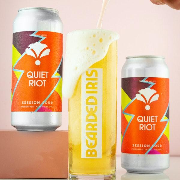 Image or graphic for Quiet Riot: Passionfruit, Mango, Pineapple
