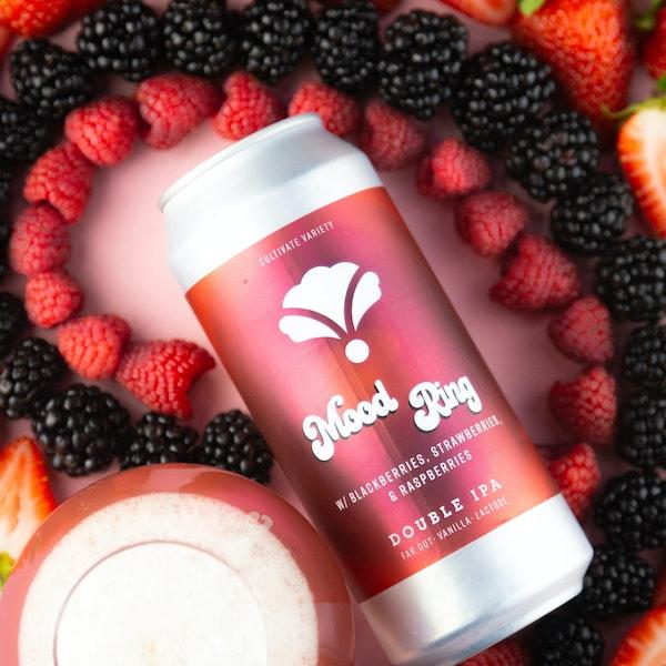 Image or graphic for Mood Ring w/blackberries, strawberries, & raspberries