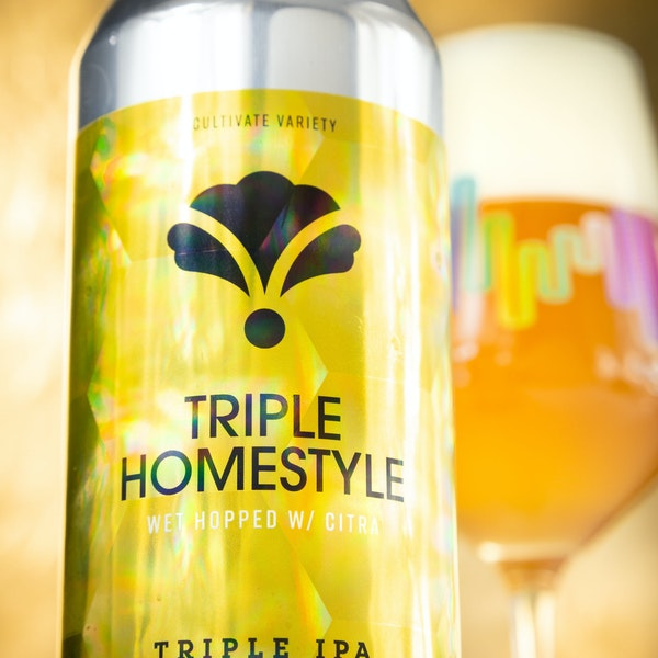 triple homestyle (wet hopped w- citra)