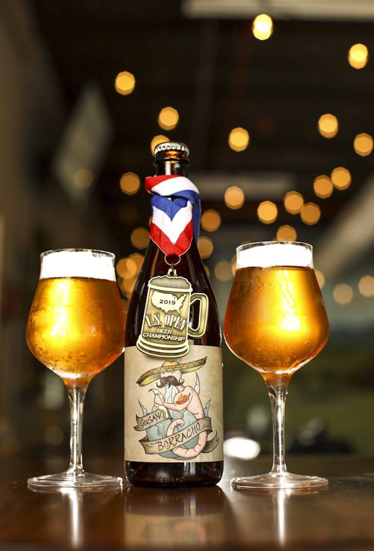 Benchtop Award Winning Beers