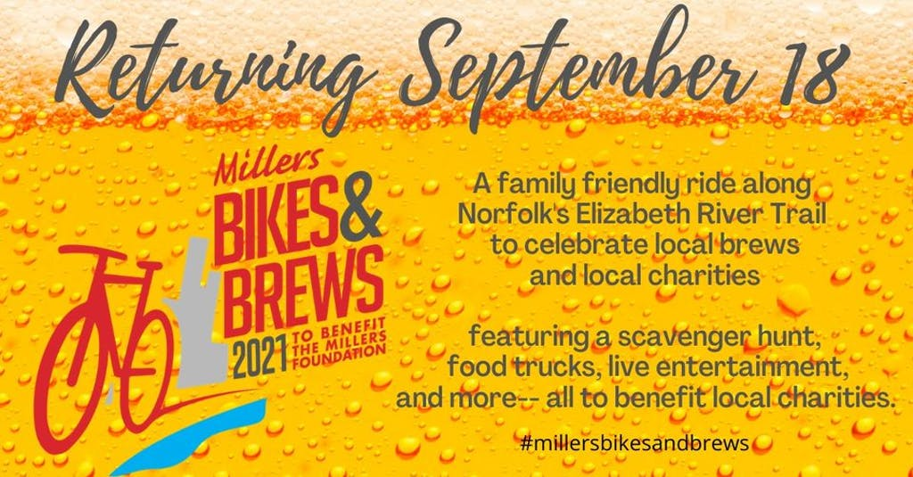 Bikes and Brews Flyer