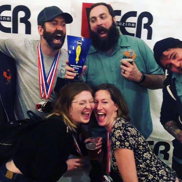 Benchtop Wins 2nd Golden Tap Award