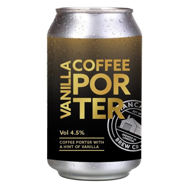 Image or graphic for Vanilla Coffee Porter