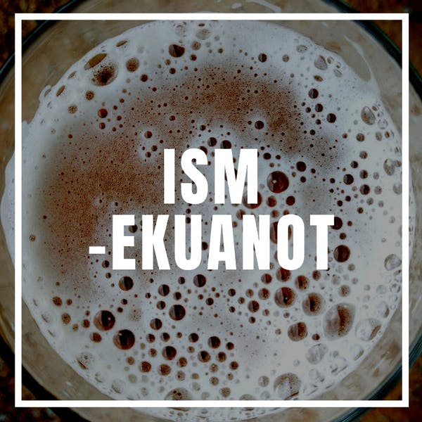 Image or graphic for ISM – Ekuanot
