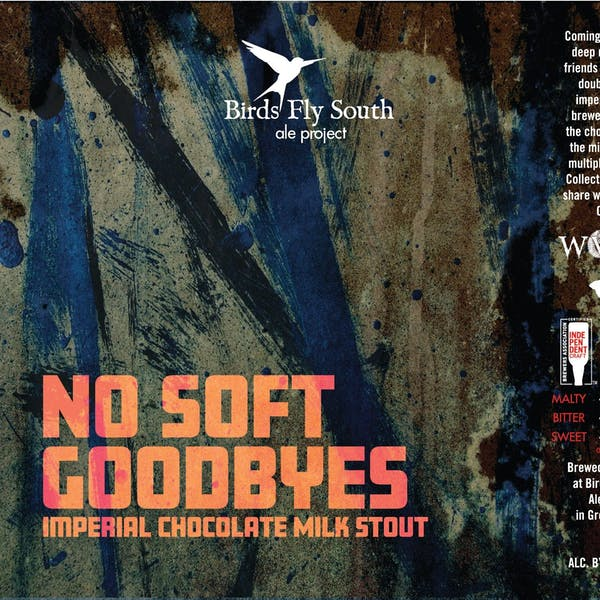 Image or graphic for No Soft Goodbyes