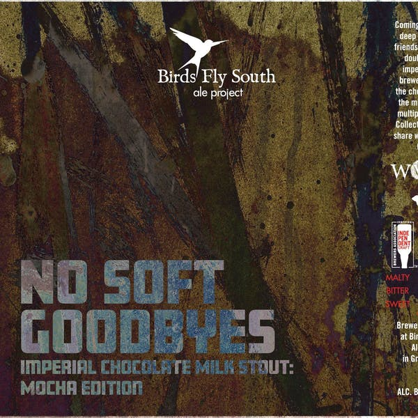 Image or graphic for No Soft Goodbyes: Mocha Edition
