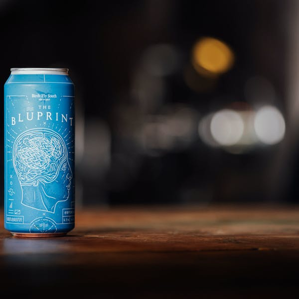 Craft Beer & Brewing   The Bluprint IPA Beer Review
