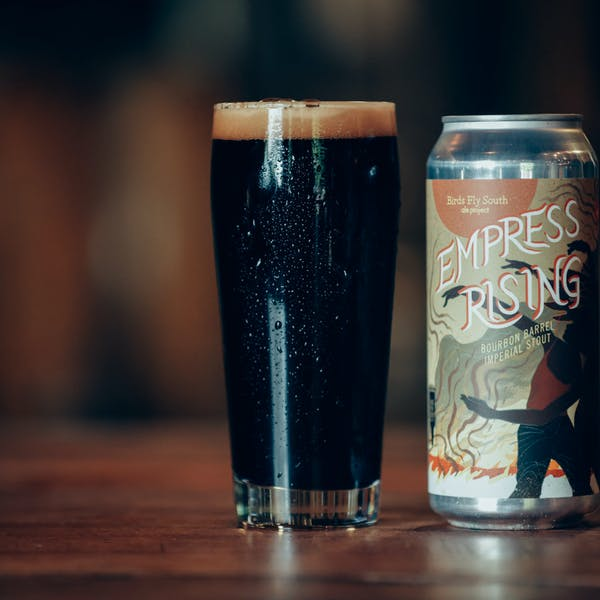 Craft Beer & Brewing | Five Stouts Beloved by the Pros… Empress Rising