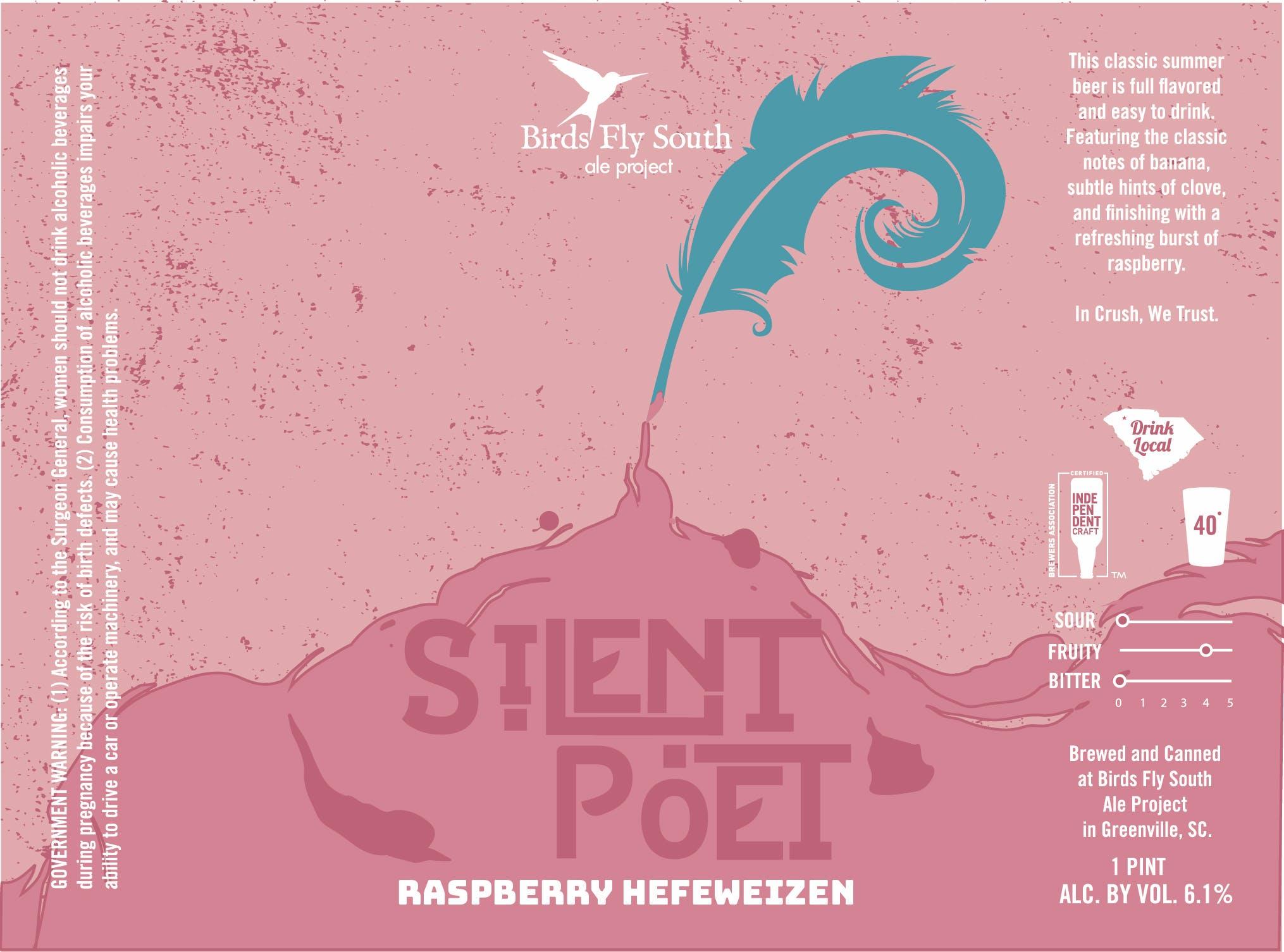 silent poet hef