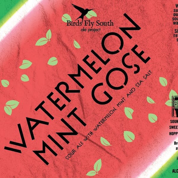 Watermelon Mint Gose