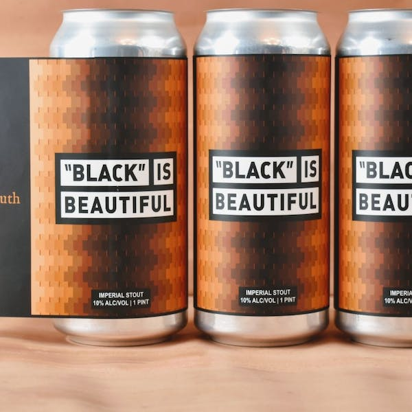 Black is Beautiful   Imperial Stout Collab Beer Release