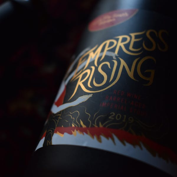 Image or graphic for Empress Rising: Red Wine