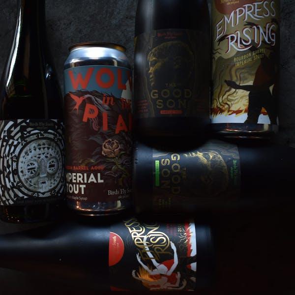 Full Beer Line-Up Revealed for Black Sheep