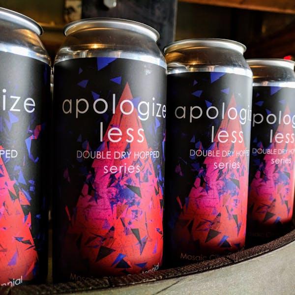Apologize Less