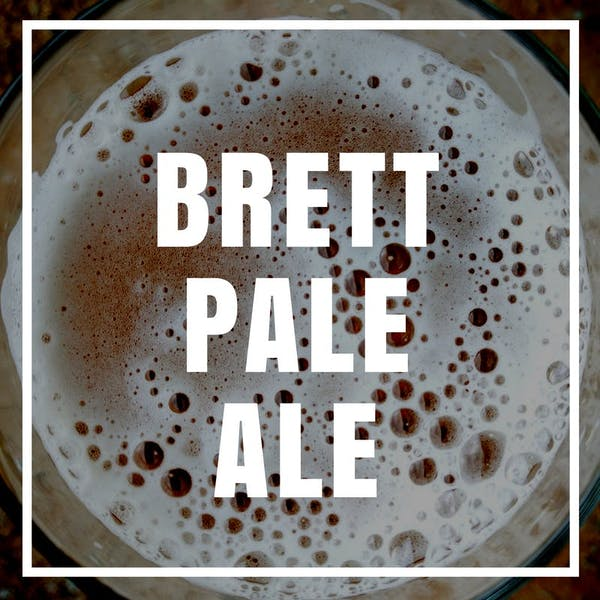 Image or graphic for Brett Pale Ale