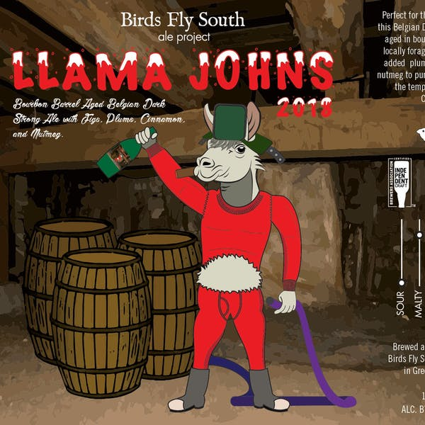 Image or graphic for Llama Johns