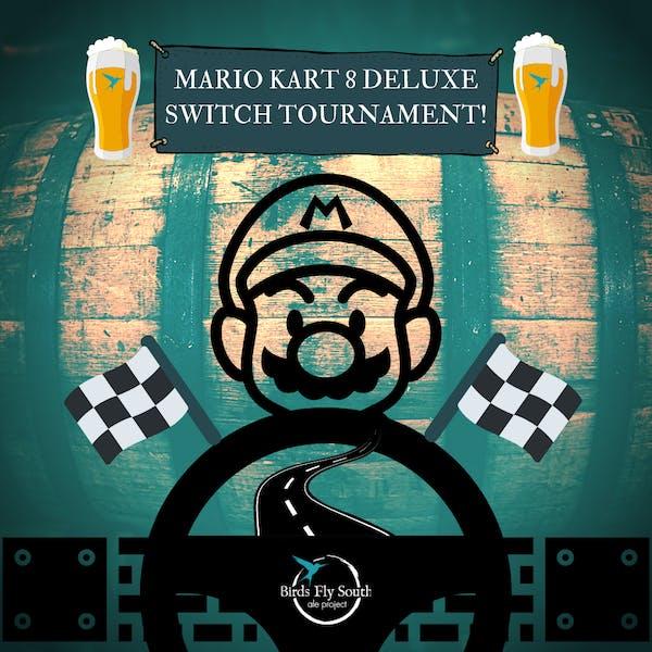 Mario Kart 8 Deluxe Switch Tournament