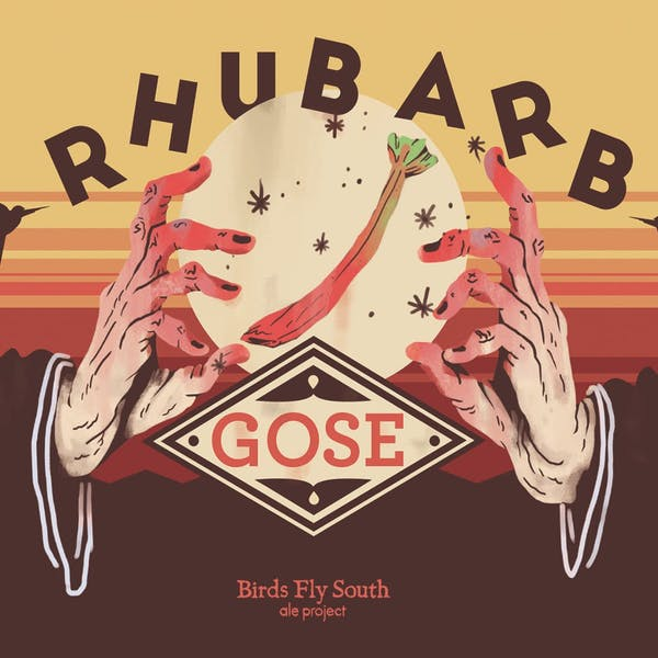 Image or graphic for Rhubarb Gose