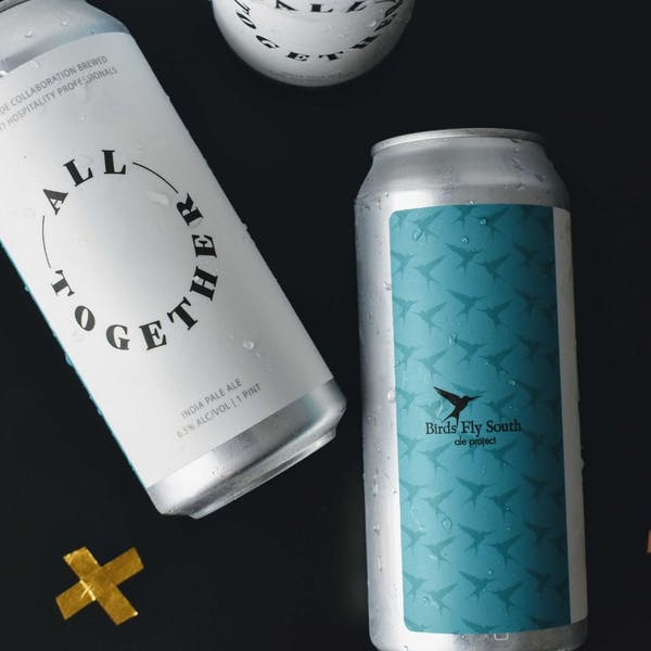 All Together Beer Collaboration & Fundraiser