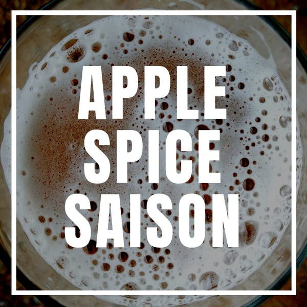 Image or graphic for Apple Spice Saison