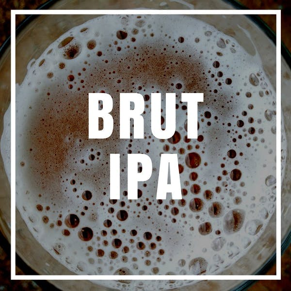 Image or graphic for Brut IPA w/ Carrot