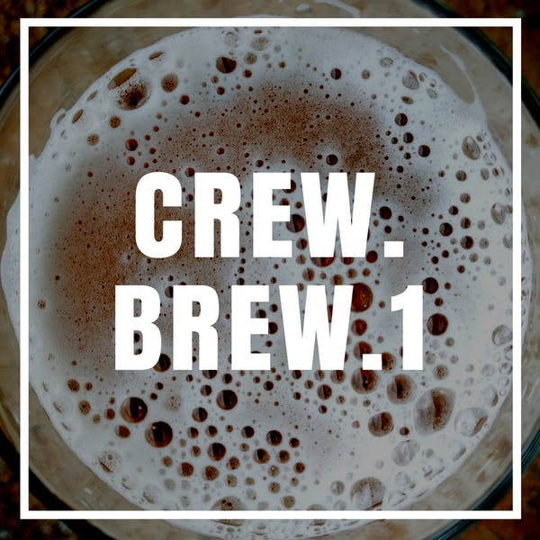 Image or graphic for Crew Brew.1