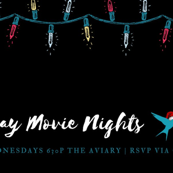 Holiday Movie Nights | Week 2