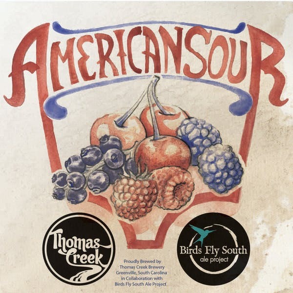 Image or graphic for American Sour: Black Currant