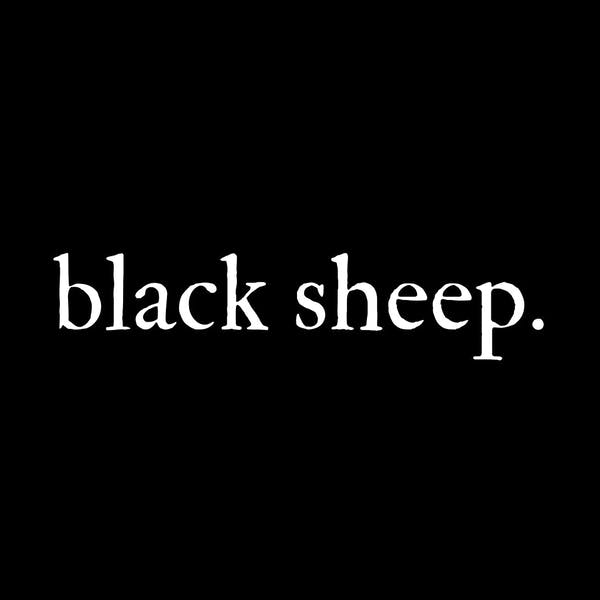 Black Sheep Party