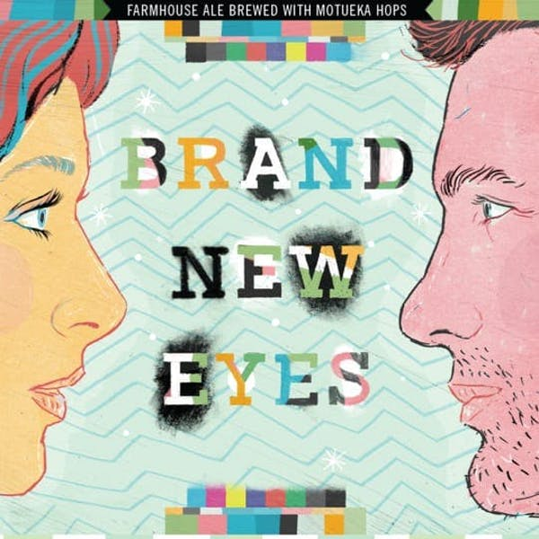 Image or graphic for Brand New Eyes