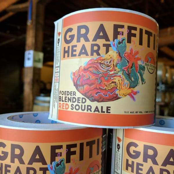 Image or graphic for Graffiti Heart