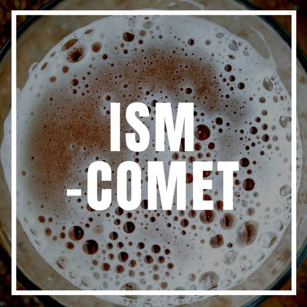 Image or graphic for ISM – Comet