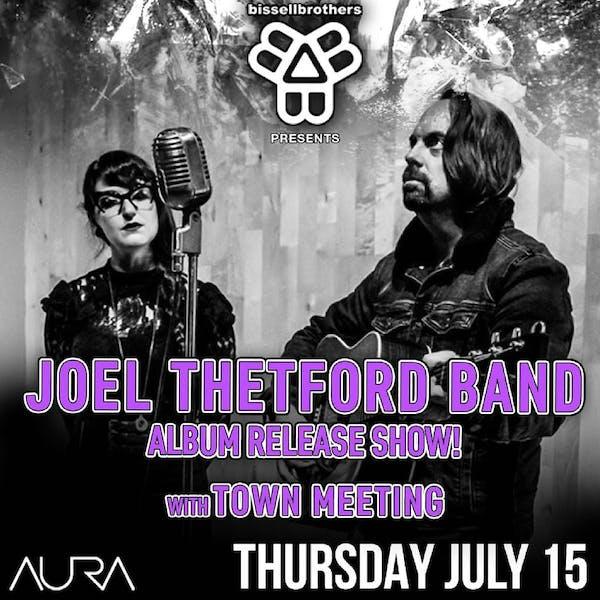 Joel Thetford Band Album Release Show