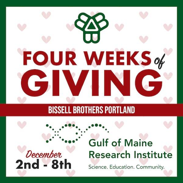 Four Weeks of Giving Week 1 – Portland