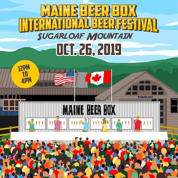 Maine Beer Box International Beer Festival