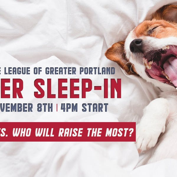 ARLGP Shelter Sleep In Fundraiser