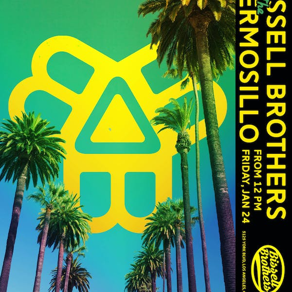 Bissell Brothers at The Hermosillo