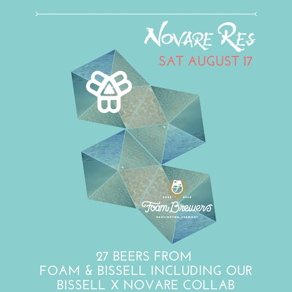 Bissell x Foam at Novare Res