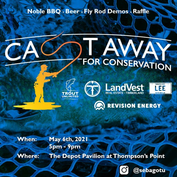 Cast Away for Conservation