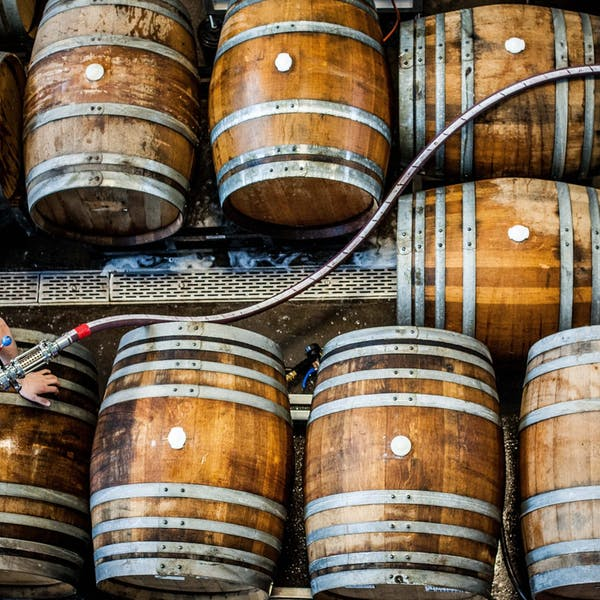 What's In The Barrels?
