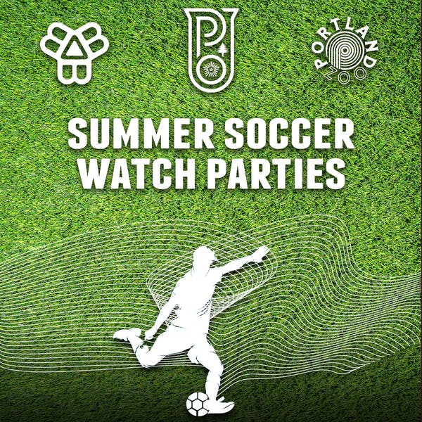 Summer Soccer Watch Party: Euro Semifinal