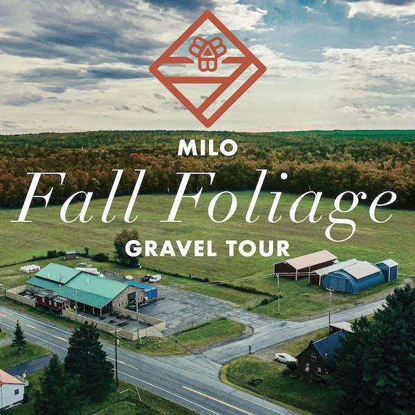 Milo Fall Foliage Gravel Tour