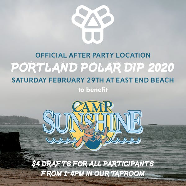 Camp Sunshine Polar Plunge & After Party