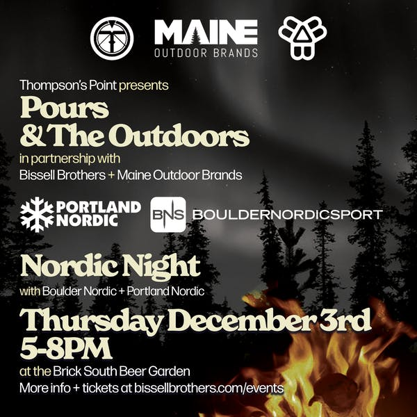 Pours & The Outdoors: Nordic Night