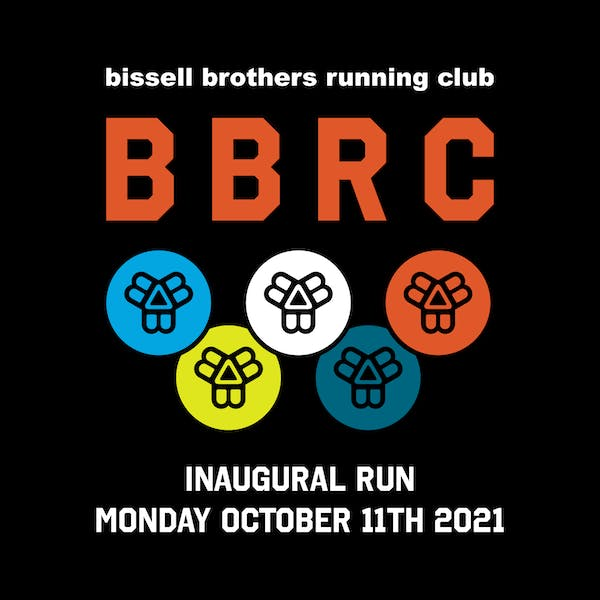 Inaugural Run | Bissell Brothers Running Club