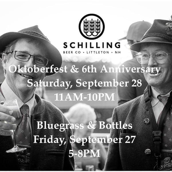 Schilling Beer Co. Oktoberfest & 6th Anniversary